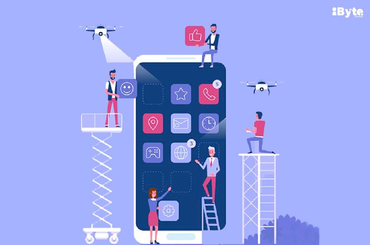 Innovate mobile app