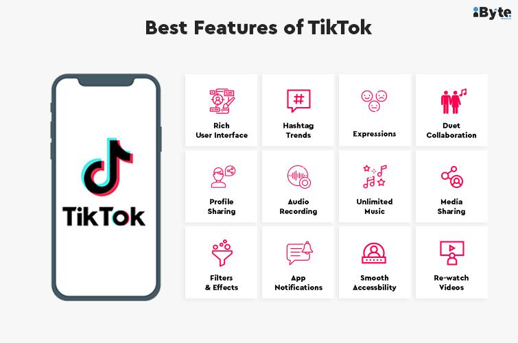 develop an app like TikTok