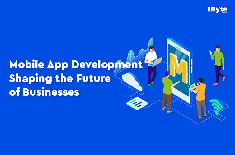 Digital transformation via Mobile Apps