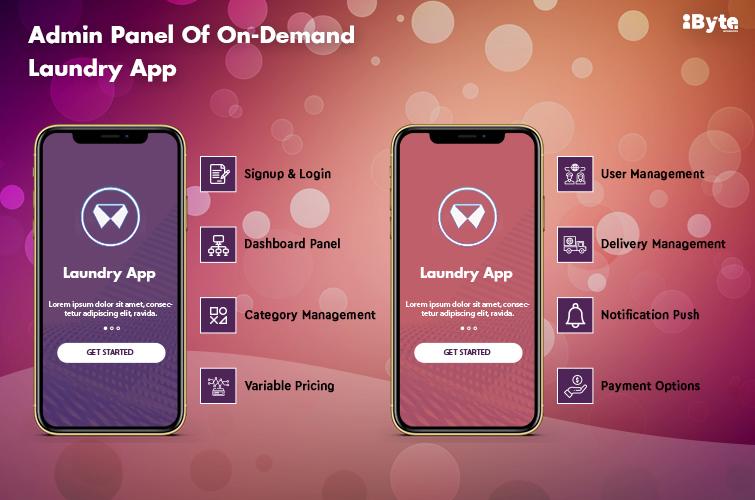 on-demand laundry app development