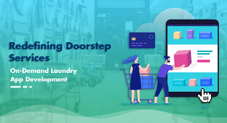 laundry app development